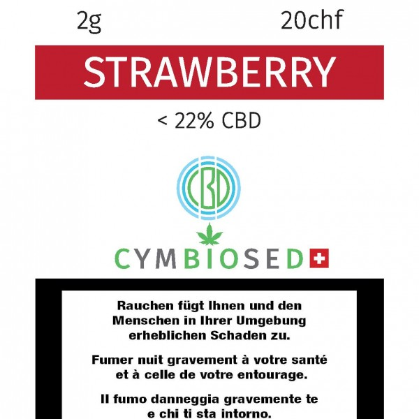 Cymbiosed Strawberry